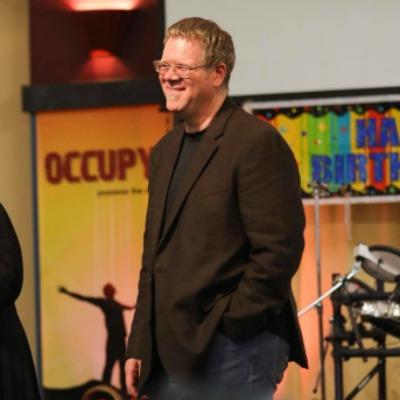 Pastor Brent Parker
