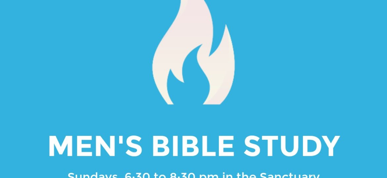 Men's Bible Study 34b2df