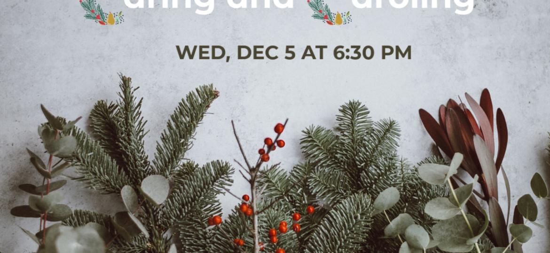 Caring and Caroling