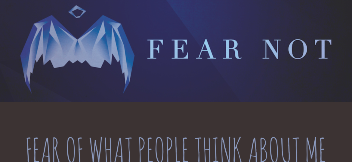 FEAR NOT Discussion Questions 2