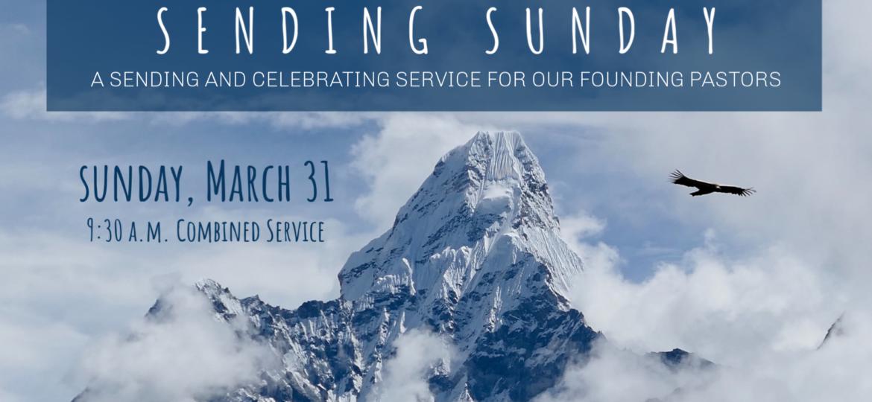 Sending Sunday 19