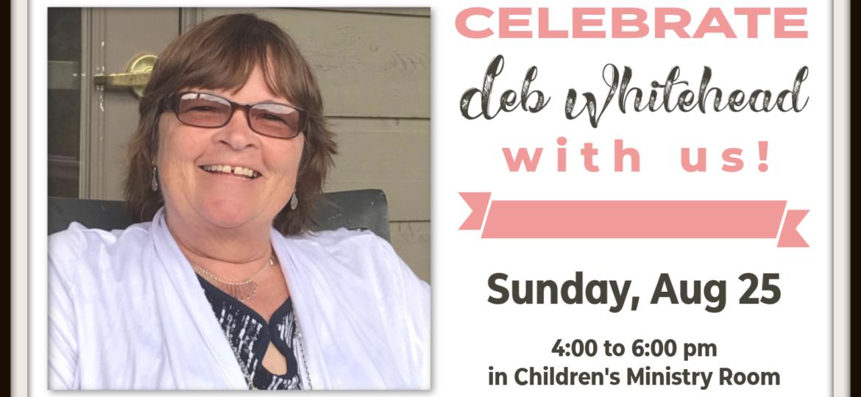 Celebrating Deb