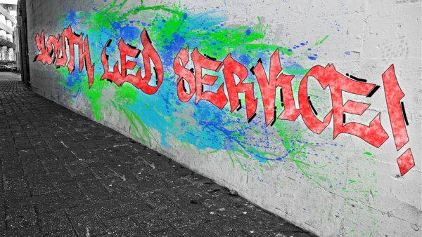 Youth-Led Service 2019 Image