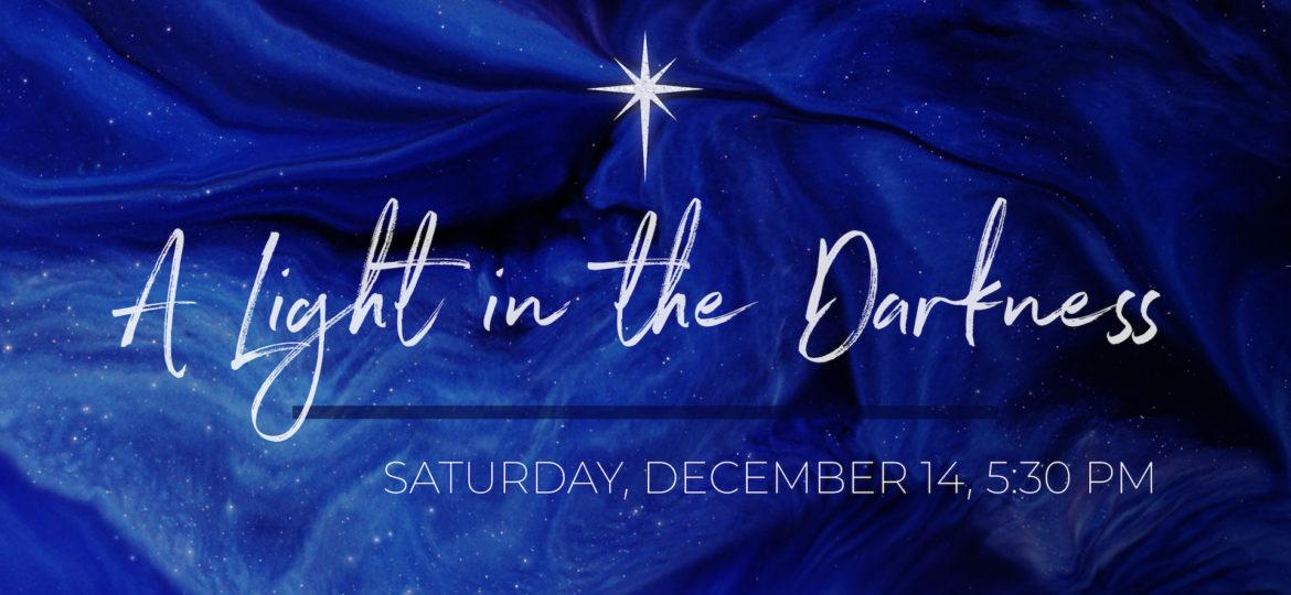 A Light In the Darkness Part 2 Christmas Program