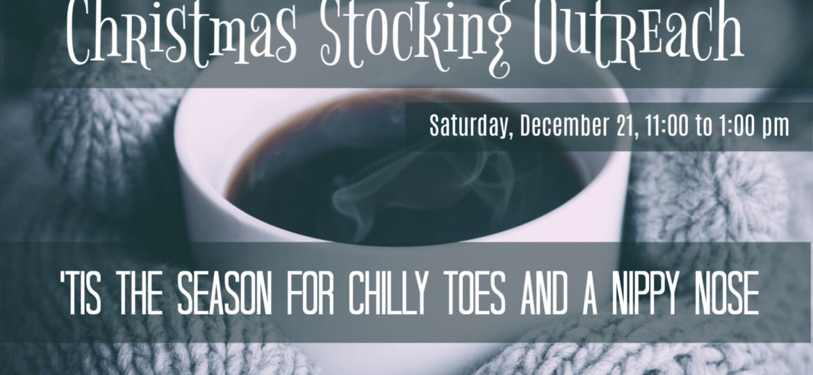 Christmas Stocking Outreach Website