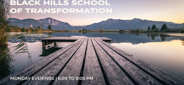 Black Hills School of Transformation web