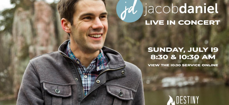 Jacob Daniel Concert