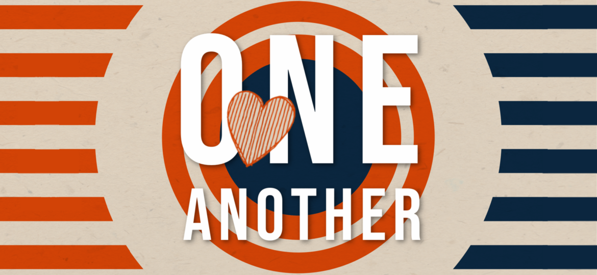 Love One Another Title Graphic