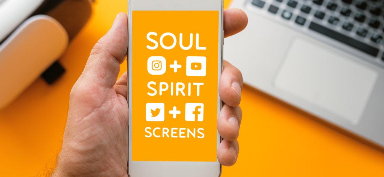 Soul + Spirit + Screen Title