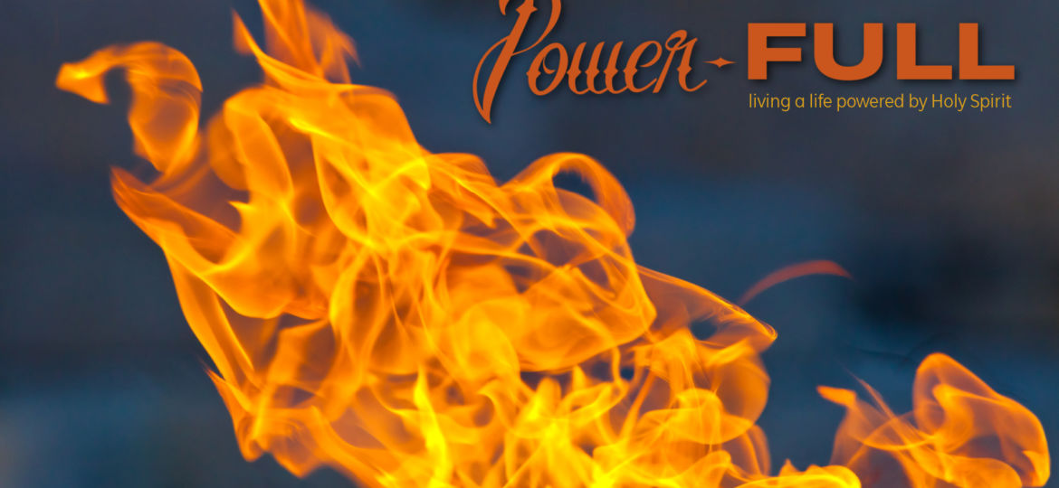 Power-FULL Fire Title Graphic
