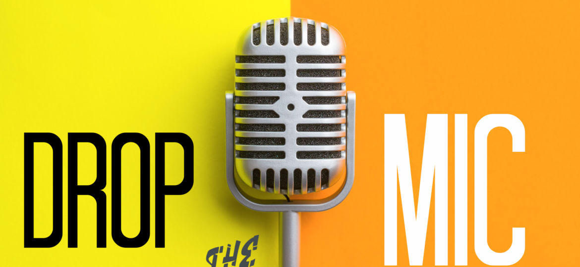 Drop The Mic Title Graphic 2