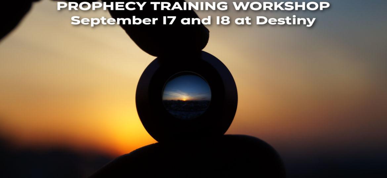 Prophecy Training Workshop