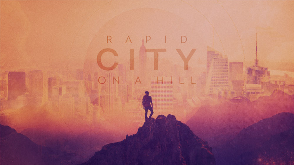 RAPID CITY ON A HILL